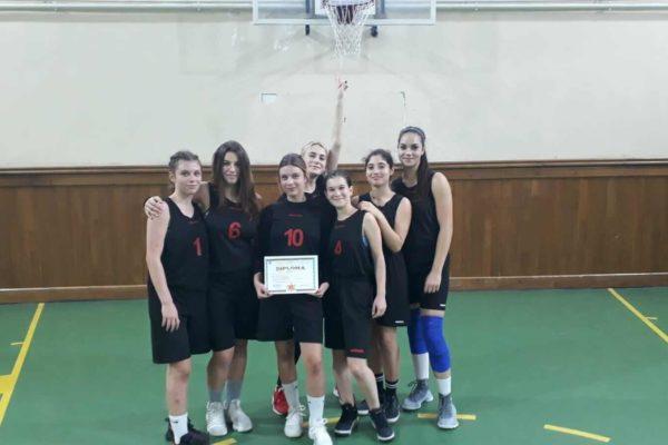 echipa de baschet